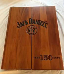 Jack Daniels' Dart board 150th Anniversary numbered limited Fremantle Fremantle Area Preview