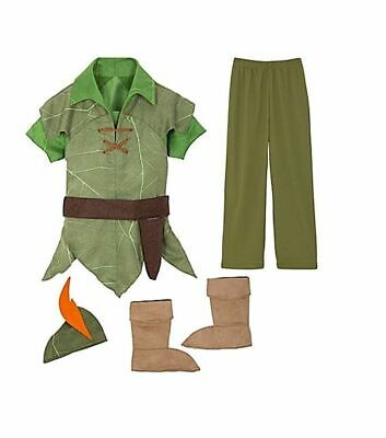 Disney Store Peter Pan Costume Sz 3T