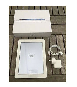 iPad WHIITE 64GB wifi & 3G generation 3 Coopers Plains Brisbane South West Preview
