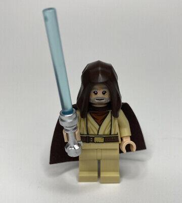 Lego Star Wars 75146 Obi-Wan Kenobi W/saber & Cloak Figure Authentic Mini-fig