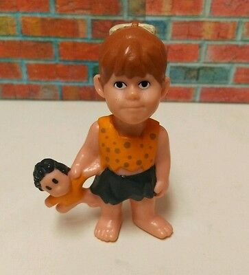 Vintage Pebbles Flintstone figure from 1994's The - Pebble From Flintstones