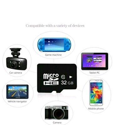 Micro SD e Alta velocità con Memoria SD Card Classe 32G Micro-SD