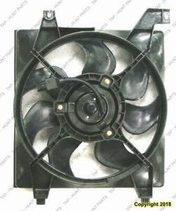 Radiator Cooling Fan Assembly [Sedan 2006-2011] [Hatchback 2007-2011] Hyundai Accent