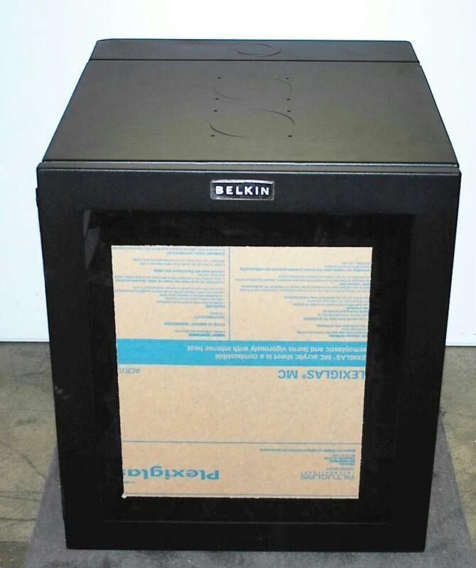 Belkin 12U Wall Mount Enclosure RK1003 *AS IS* - 800134250