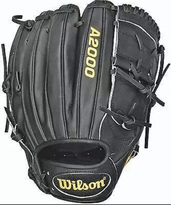 "NWT Wilson A2000 Clayton Kershaw 11.75"" RHT WTA20RB15 CK22GM Baseball Glove $279"