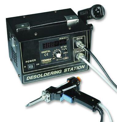 Tenma 72-6340 Desoldering Station Vacuum 120 V 50 W 410 - 900f Temperatur
