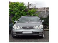 "Lexus GS300 SE Navigator Levinson model LPG & 20"" Rims SWAP Motorcycle"