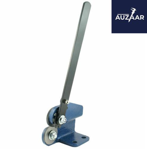 "Mini Sheet Metal Cutter 1.6mm Capacity 2"" Inch 50mm Throat Portable Shear 16 swg"