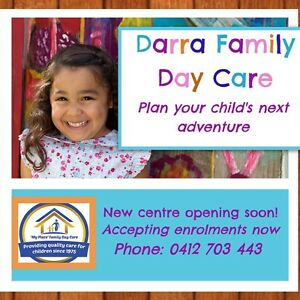 Darra Family Day Care Darra Brisbane South West Preview