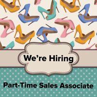 Retail Sales Associate (Part-Time) - Manchester Shoe Salon