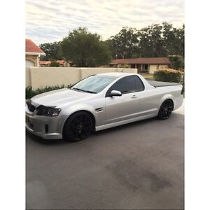 09 HOLDEN COMMODORE SV6 UTE Tuncurry Great Lakes Area Preview