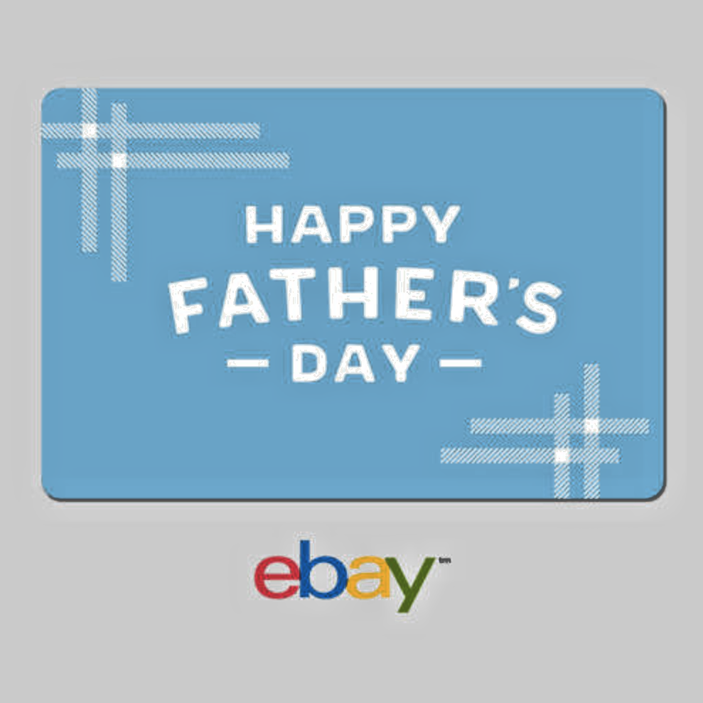 Изображение товара eBay Digital Gift Card Happy Father's Day - Email Delivery