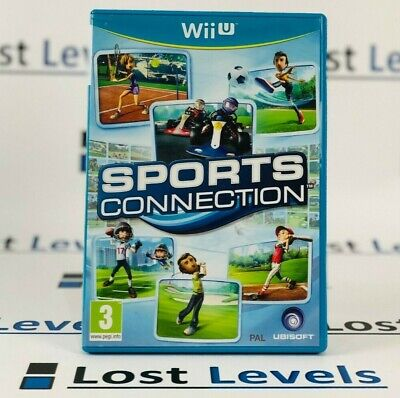 Wii U - Sports Connection - Same Day Dispatched - Boxed - VGC