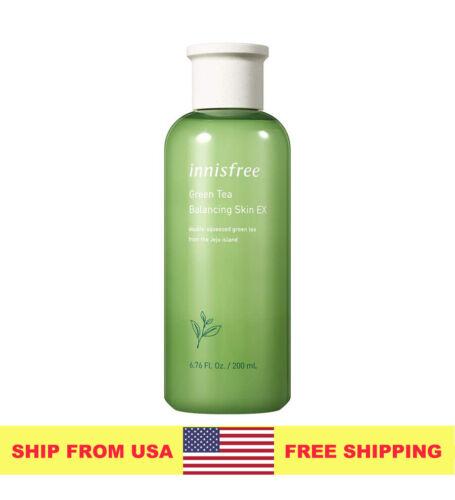 [Innisfree] Green Tea Balancing Skin EX 200 mL - SHIP FROM U.S.A