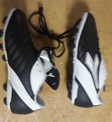 31f1b0ebb New Diadora Calcio MD Jr. Football or Soccer Cleats Youth Size 2