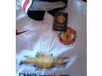 2015/16 Away Manchester United Shirt