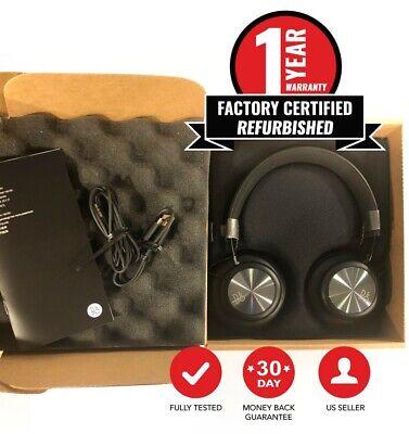 Bang & Olufsen H9i Bluetooth Wireless Headphones - Black (Factory Refurbished)