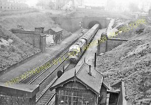Carrington Railway Station Photo. Nottingham - New Basford. GCR. (1)