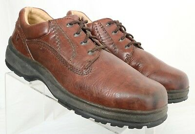 dd9059e540b New Balance Dunham 9300BR Ruggard Waterproof Casual Brown Oxfords Men s US  12 2E