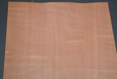 Swiss Pearwood Raw Wood Veneer Sheets 9 X 40 Inches 142nd Thick  R4733-10
