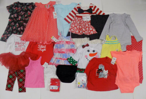 Baby Girls 21 Piece Clothing Set - 18/24 Months - New with Tags
