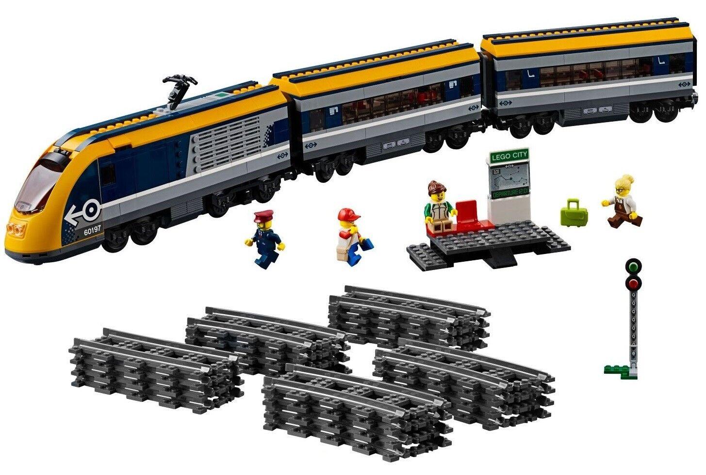 LEGO City Eisenbahn 60197 erweitern Sie Ihren Zug mit