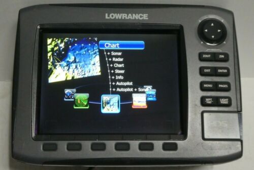 Lowrance Model HDS 8 GEN 2 Insight USA Fishfinder/GPS FREE USA SHIPPING!