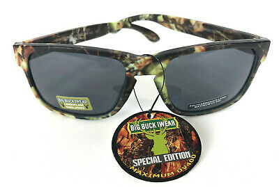 Big Buck iWear Sunglasses Camouflage Frames Special Edition Maximum (Iwear Sunglasses)