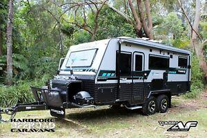 2021 Titanium Southern Star Hardcore SS20 Bunk Caravan Coffs Harbour Coffs Harbour City Preview