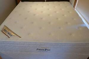 Floor stock (new) full Latex (no springs) Queen Mattress RRP$4300 Brookfield Melton Area Preview