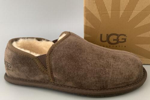 UGG Australia SCUFF ROMEO II Suede Slippers #5650 MEN US8 Eq