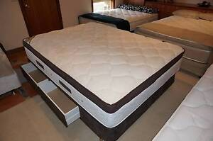 Queen size mattress base with 4 drawers (new) Brookfield Melton Area Preview