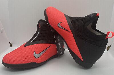 Nike Phantom Vision Academy Df Junior Astro Turf Trainers (UK 3) -...