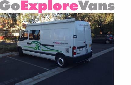 GoExploreVans Campervan Convertions Clarkson Wanneroo Area Preview
