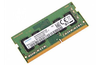 MEMORIA RAM DDR4 SAMSUNG 4GB SODIMM 2666 MHZ PC4-21300 CL19 260 PIN 1.2V TRAY