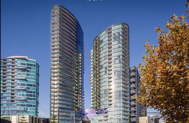 Fully Furnished Entire Apartment in Docklands for rent ...