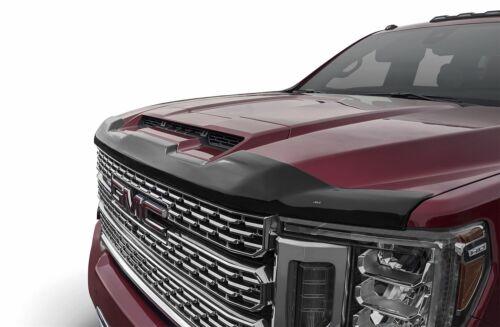 AVS Aeroskin Smoke Acrylic Hood Protector 2017 Chevy Silverado 2500 3500 Duramax