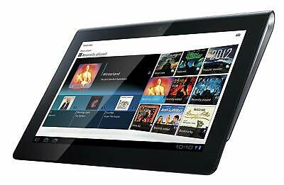 Sony Tablet S (SGPT112US/S) 32GB, Wi-Fi, 9.4in, Black (Tablet Only) - C Grade