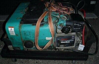Onan 6.5 Kw Emerald Iii 6500 Watt Generator Read For Shipping