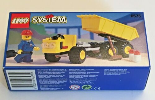 Lego 6335  Dumper MISB  1995
