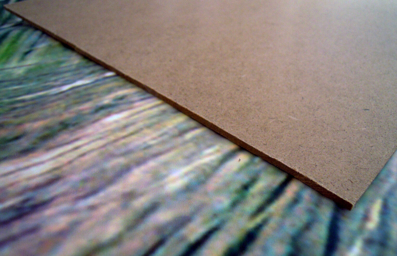 3mm Hartfaserplatte Möbelplatte Plakatrückwand HDF-Platte Holz 13,00/m² DHL Vers
