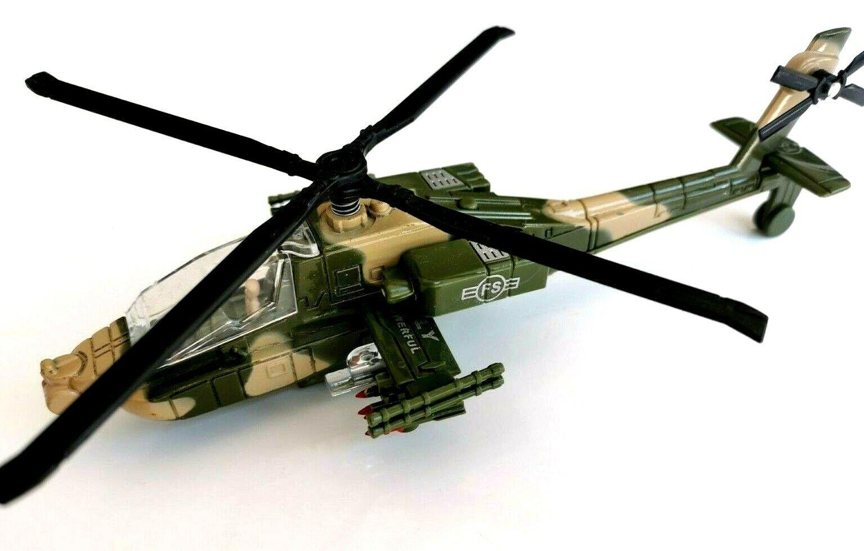 Militär Authentic Helicopter Modell Sammler Licht Sound Hubschrauber Spielzeug