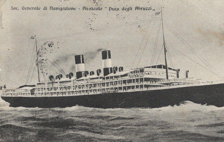 Società Generale di Navigazione Piroscafo