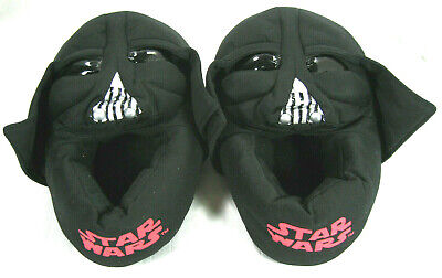 Star Wars Darth Vader Adult Slippers Slip-On House Shoes Size 4 - 5 - Adult Star Wars Shoes