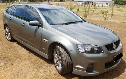 Sv6 Holden Commodore Wagon