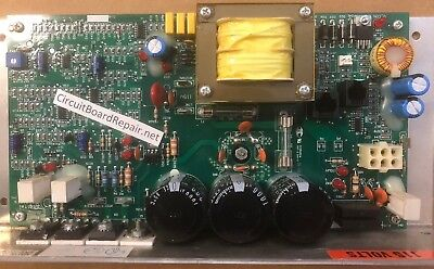 Used, REPAIR SERVICE Vision treadmill T9500, T9600, T9700 - part #013732-B / 013732 B  for sale  Madison