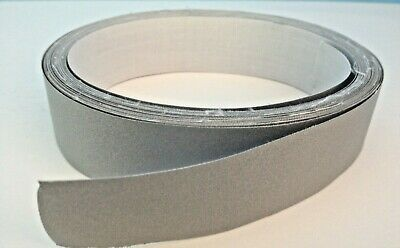 Highly Reflective Sew On Fabric Tape - 1 And 2 Inch