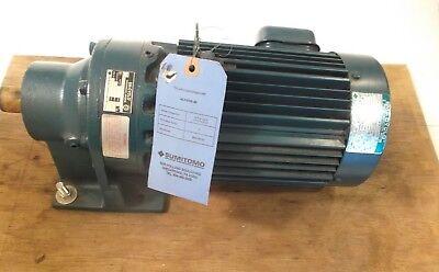 Sumitomo Cnhm-2-4105ya-17 Gear Motor - 230v460v - 3 Phase - 103rpm - Ppd Ship