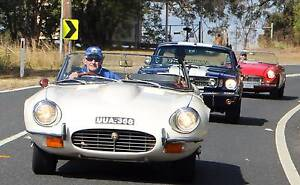 Vintage & Classic Car Hire Ermington Parramatta Area Preview
