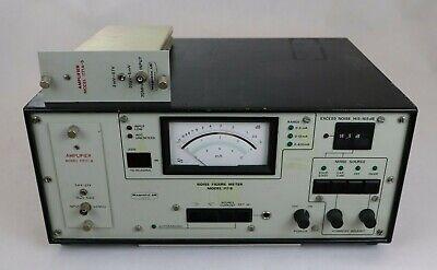 Magnetic Ab Noise Figure Meter Model 117b Hs